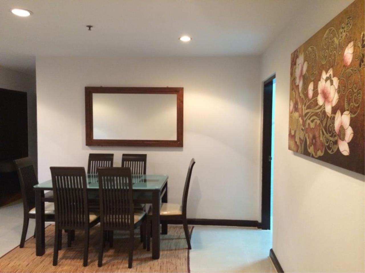 Piri Property Agency's 3 bedrooms  For Rent Top View Tower 6