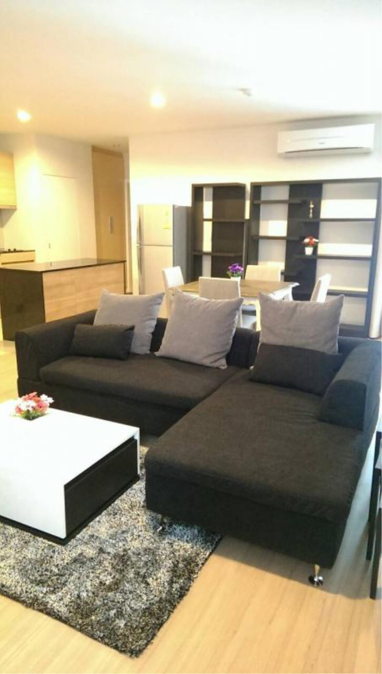 Piri Property Agency's 2 bedrooms  For Rent D25 Thonglor 1