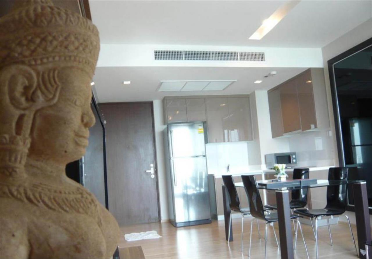 Piri Property Agency's one bedroom  For Rent Siri @ Sukhumvit Soi 38 1