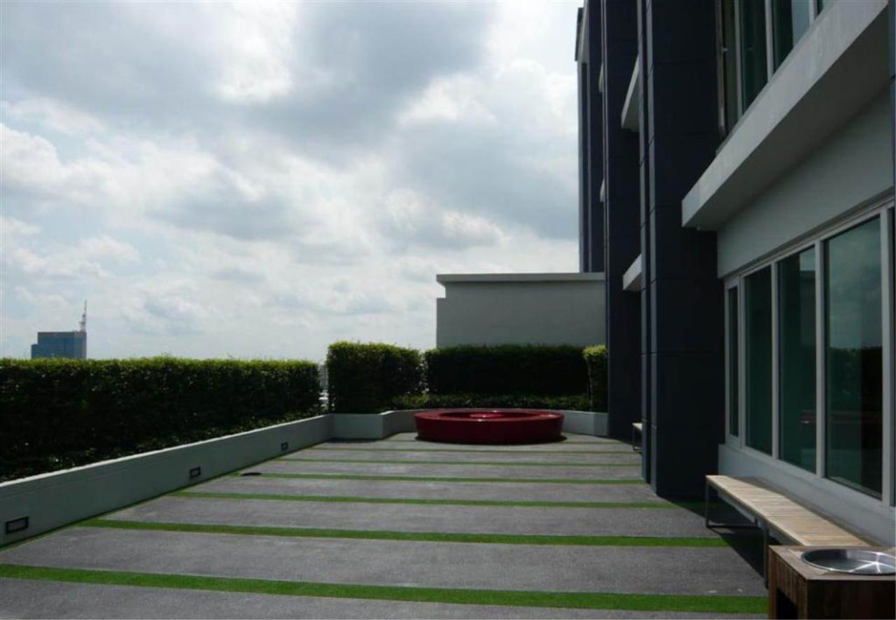 Piri Property Agency's one bedroom  For Rent Siri @ Sukhumvit Soi 38 9