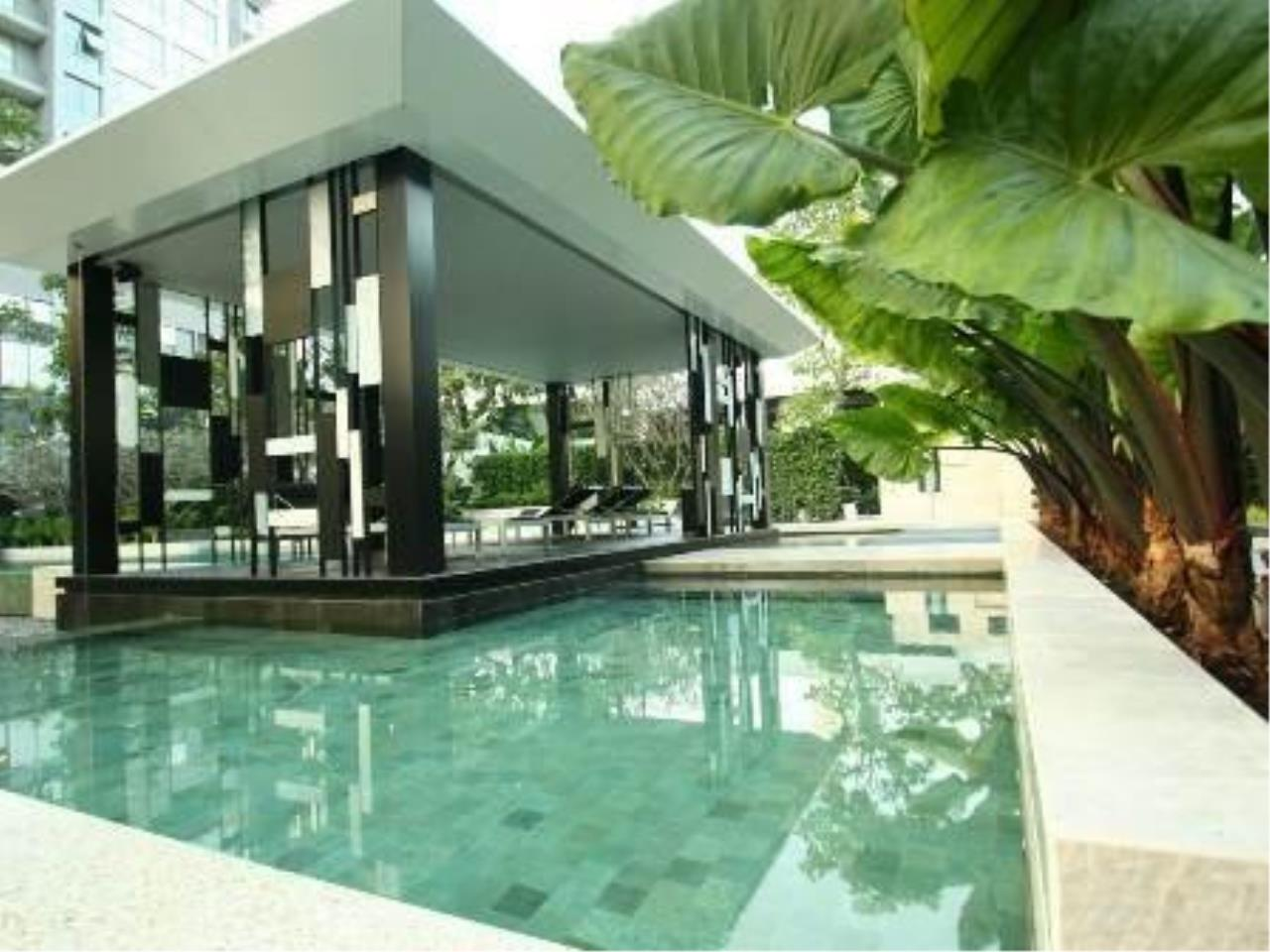 Piri Property Agency's 2 bedrooms  For Rent Quattro Thonglor 7