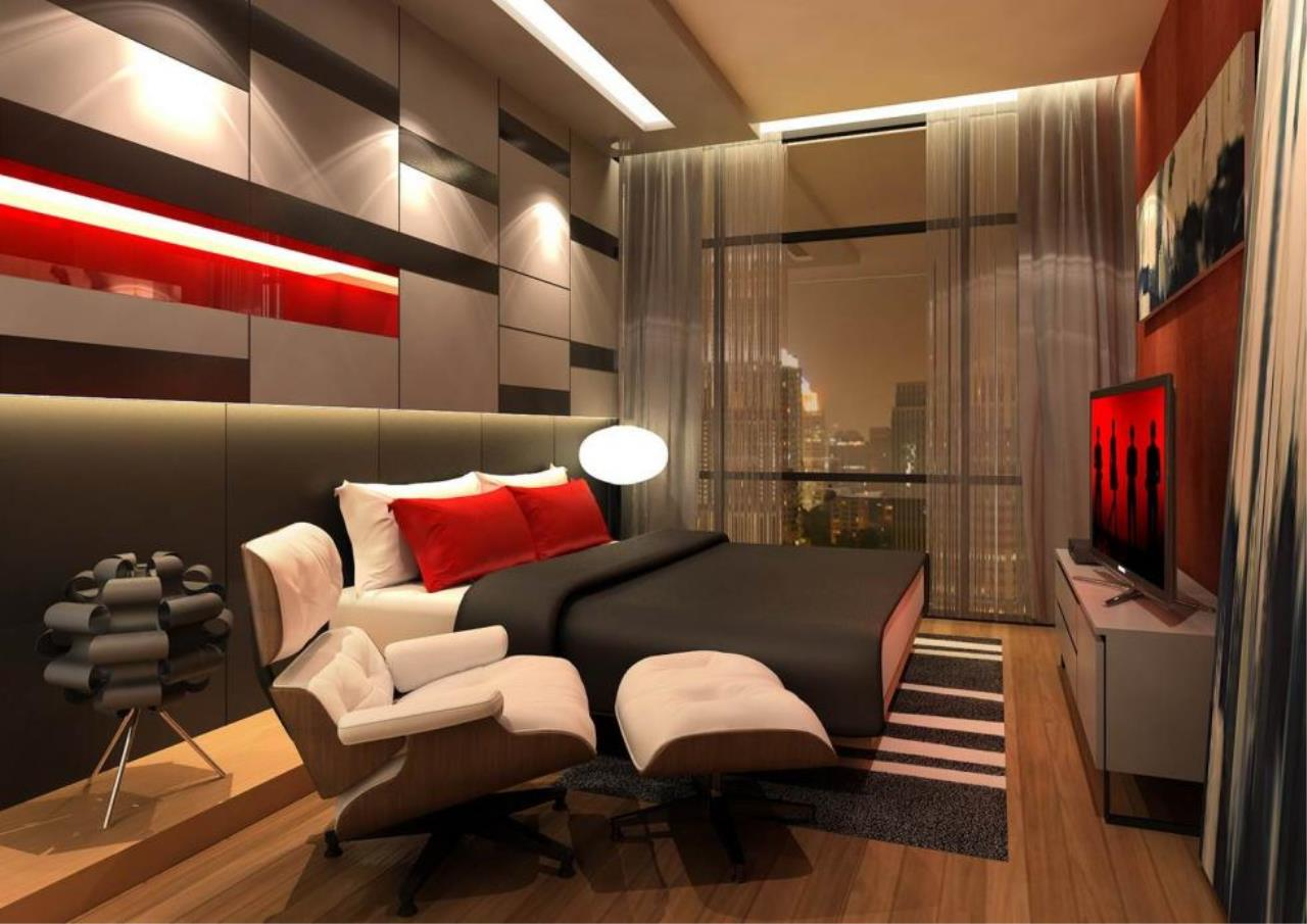 Piri Property Agency's 2 bedrooms  For Rent Quattro Thonglor 4