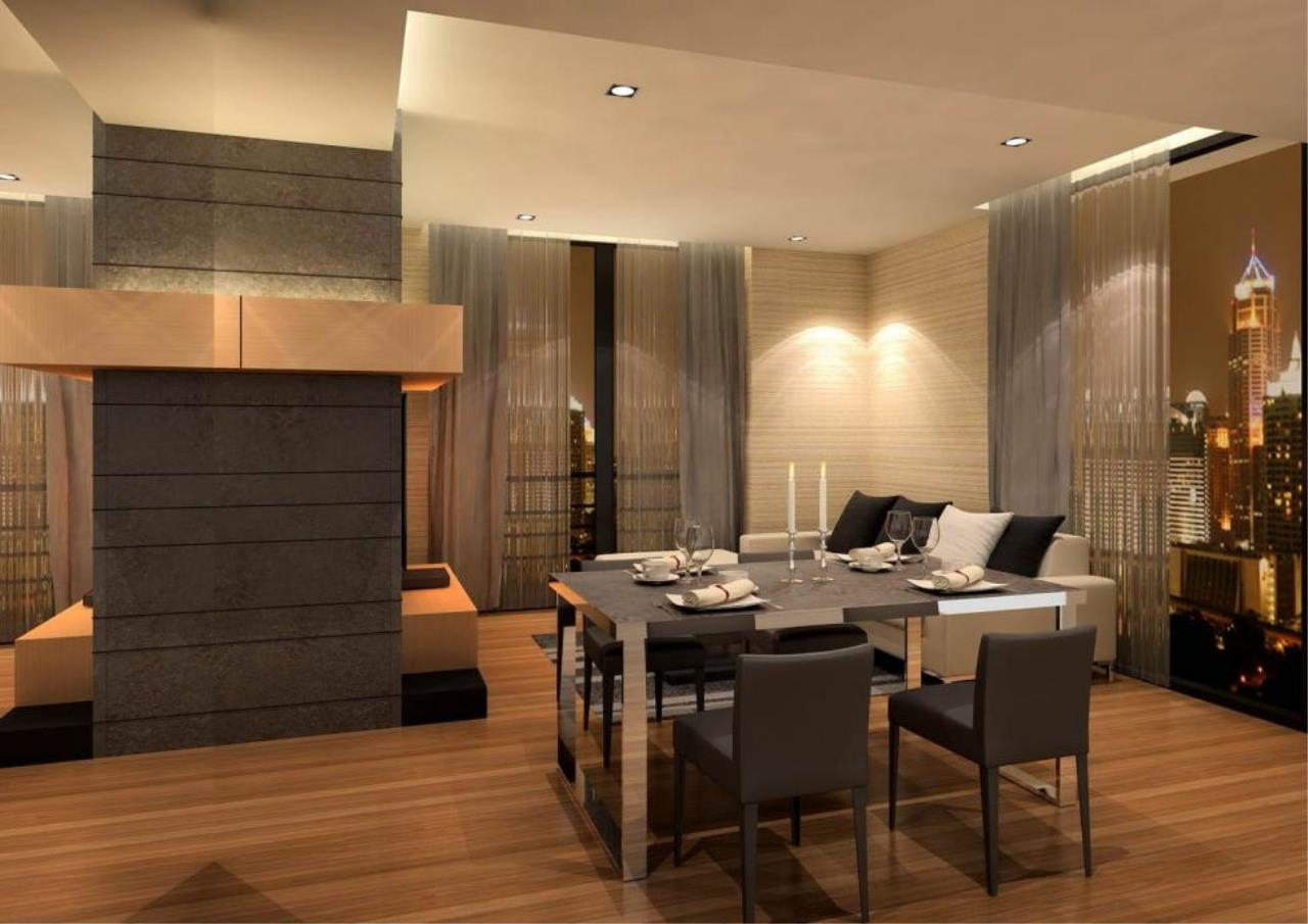 Piri Property Agency's 2 bedrooms  For Rent Quattro Thonglor 3
