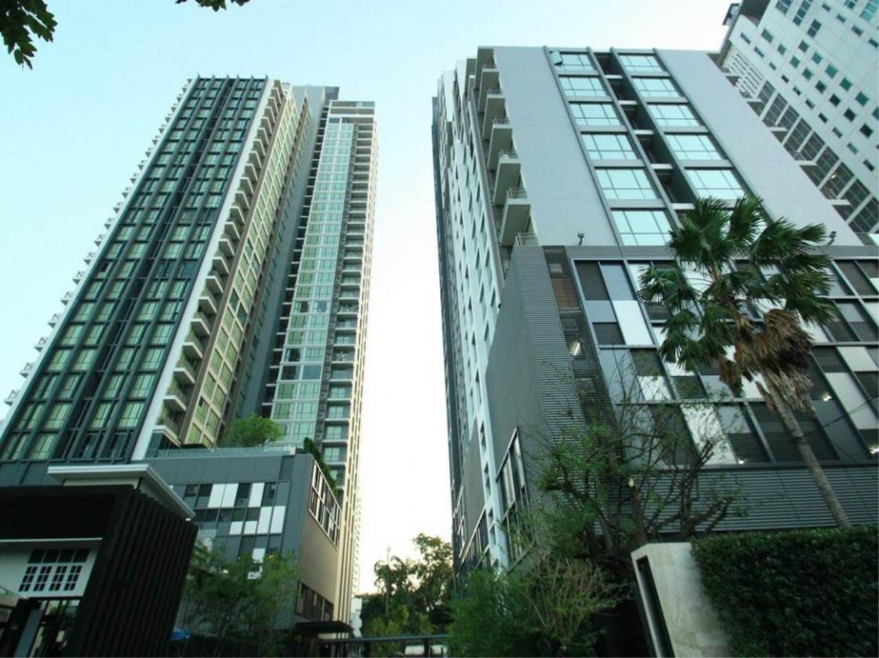 Piri Property Agency's 2 bedrooms  For Rent Quattro Thonglor 6