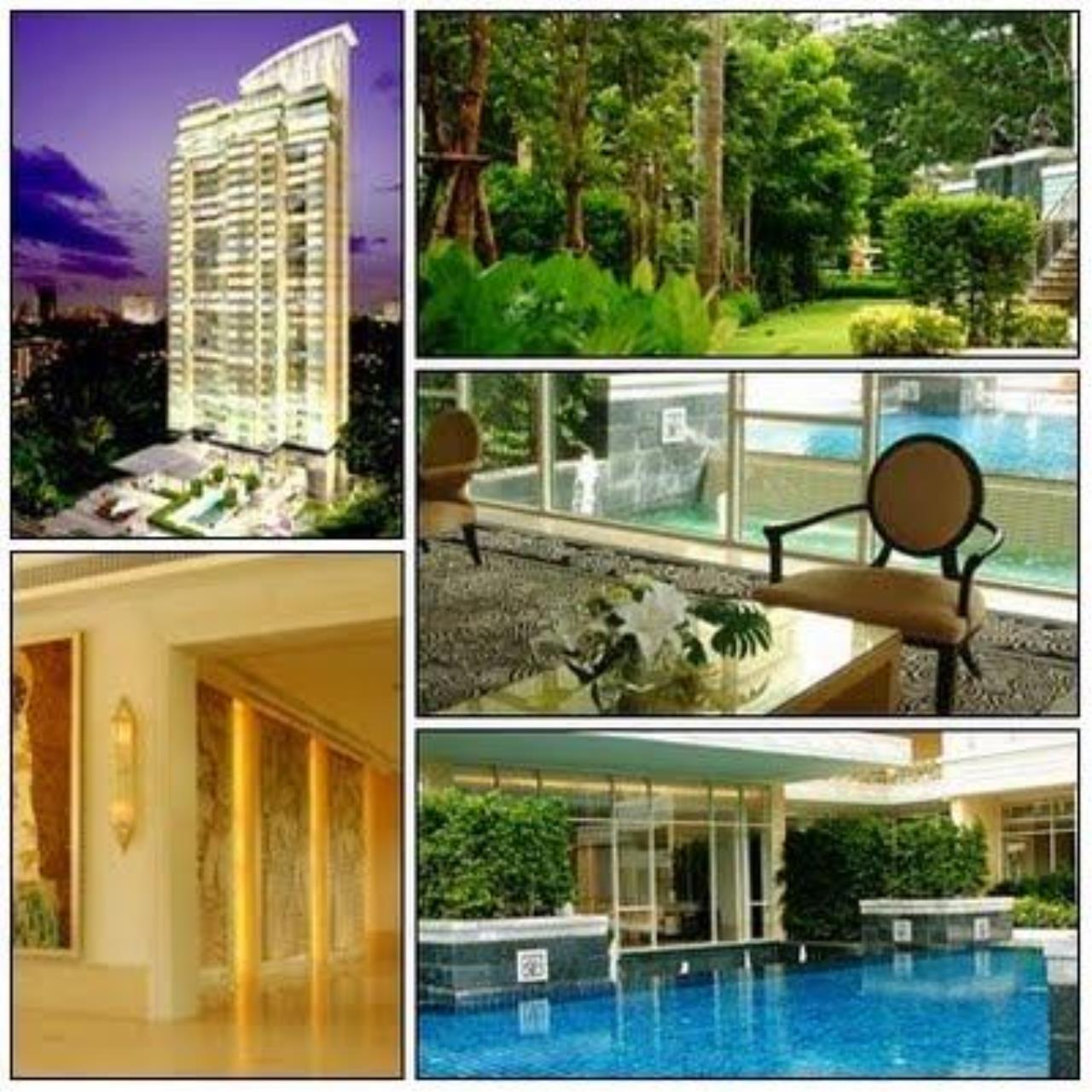 Piri Property Agency's 3 bedrooms  For Rent Hampton Thonglor 6