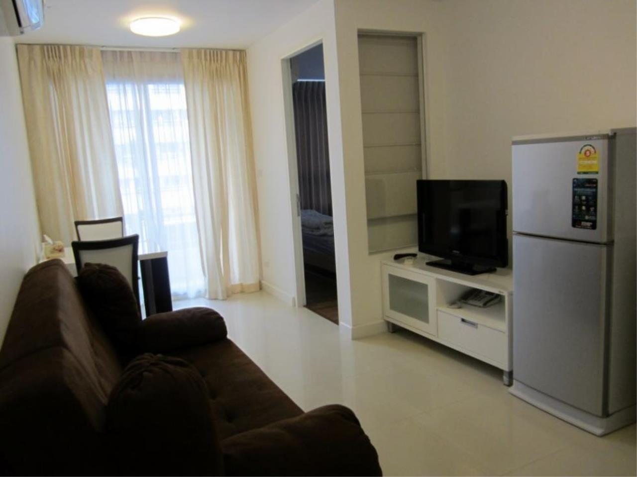 Piri Property Agency's one bedroom  For Rent The Clover 2