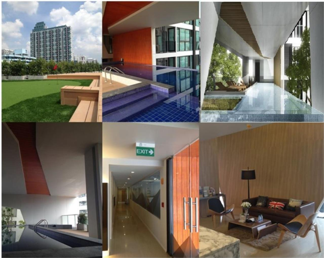 Piri Property Agency's one bedroom  For Sale D25 Thonglor 1