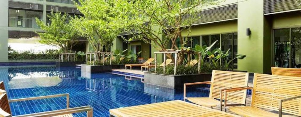 Piri Property Agency's one bedroom  For Rent Noble Solo 5