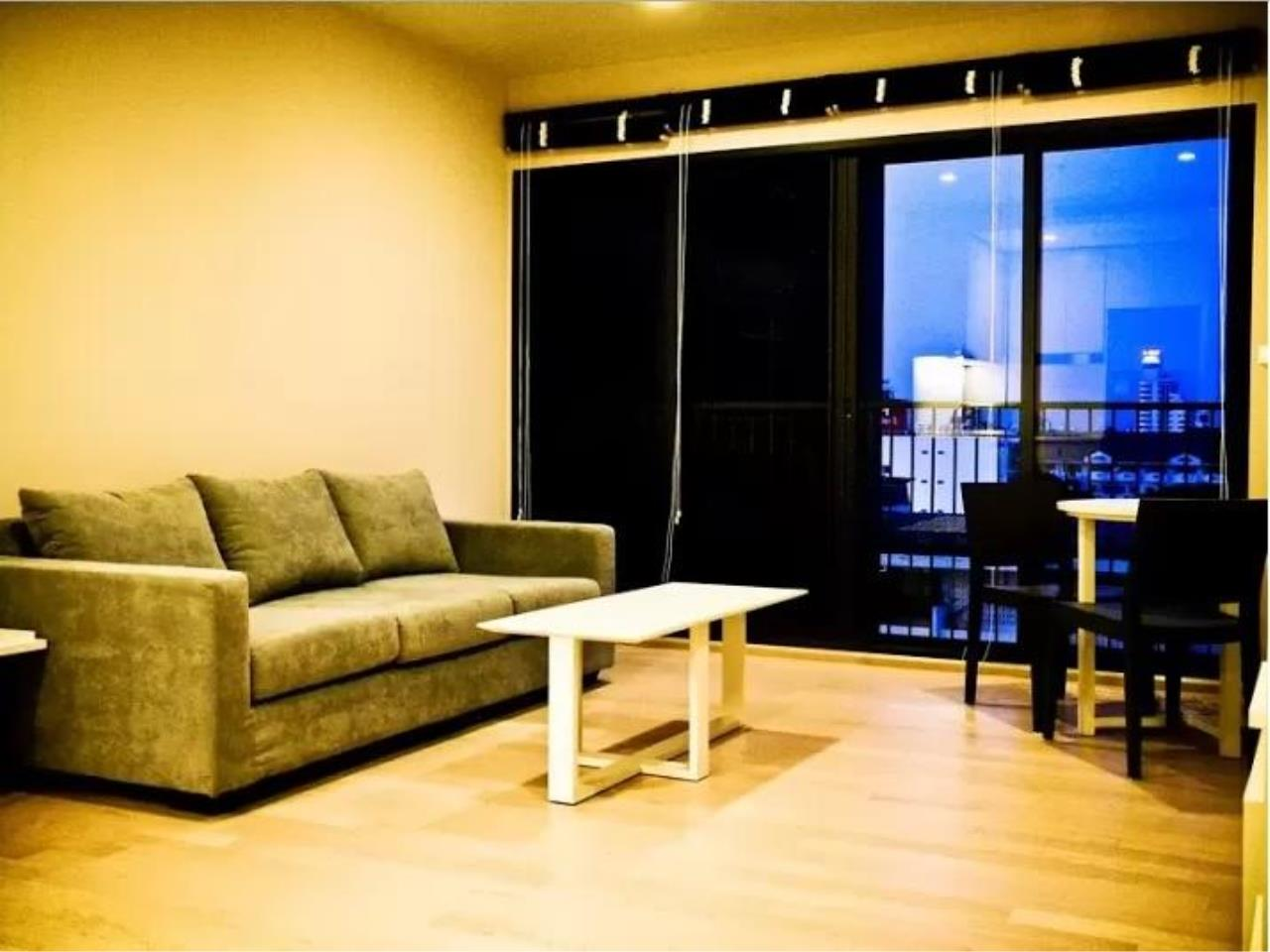Piri Property Agency's one bedroom  For Rent Noble Solo 6