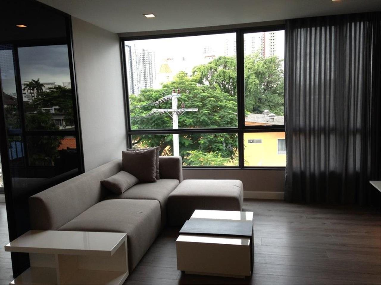 Piri Property Agency's one bedroom  For Rent The Room Sukhumvit 62 4