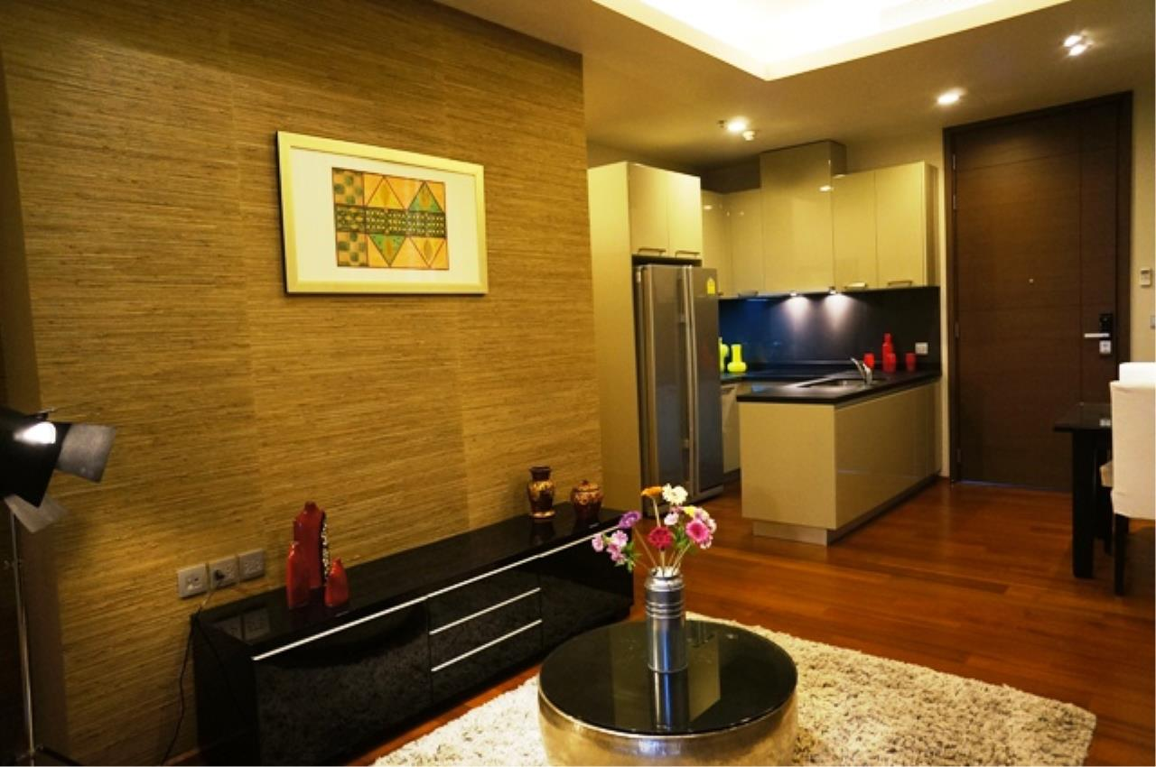 Piri Property Agency's 2 bedrooms  For Rent Quattro Thonglor 2