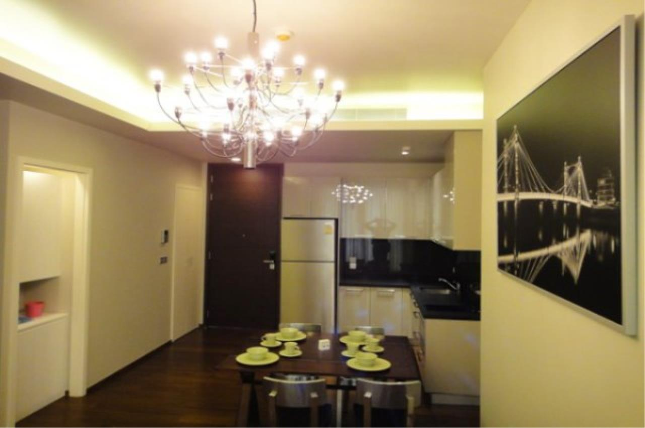 Piri Property Agency's one bedroom  For Rent Quattro Thonglor 2