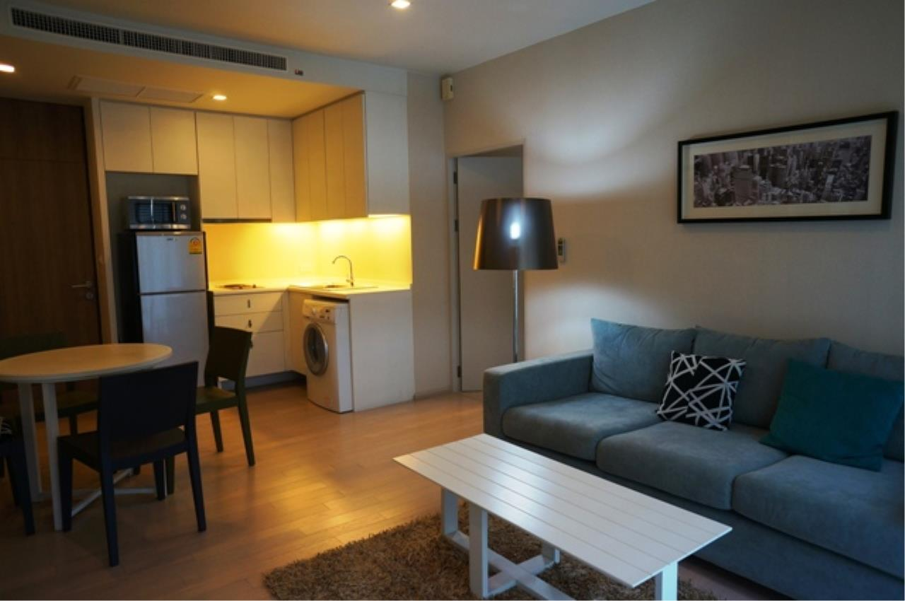 Piri Property Agency's one bedroom  For Rent Noble Solo 1