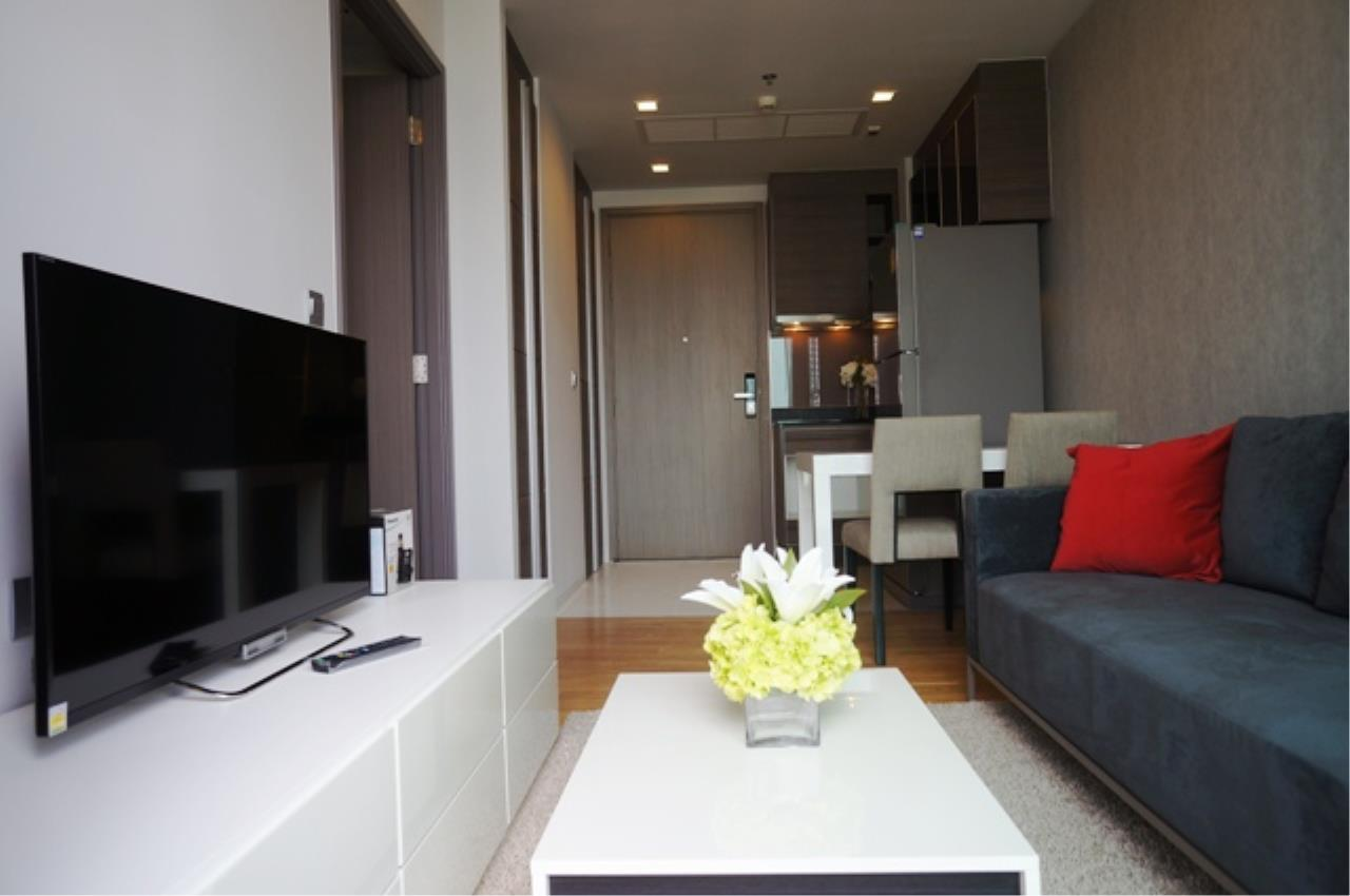Piri Property Agency's one bedroom  For Rent Keyne by Sansiri 4