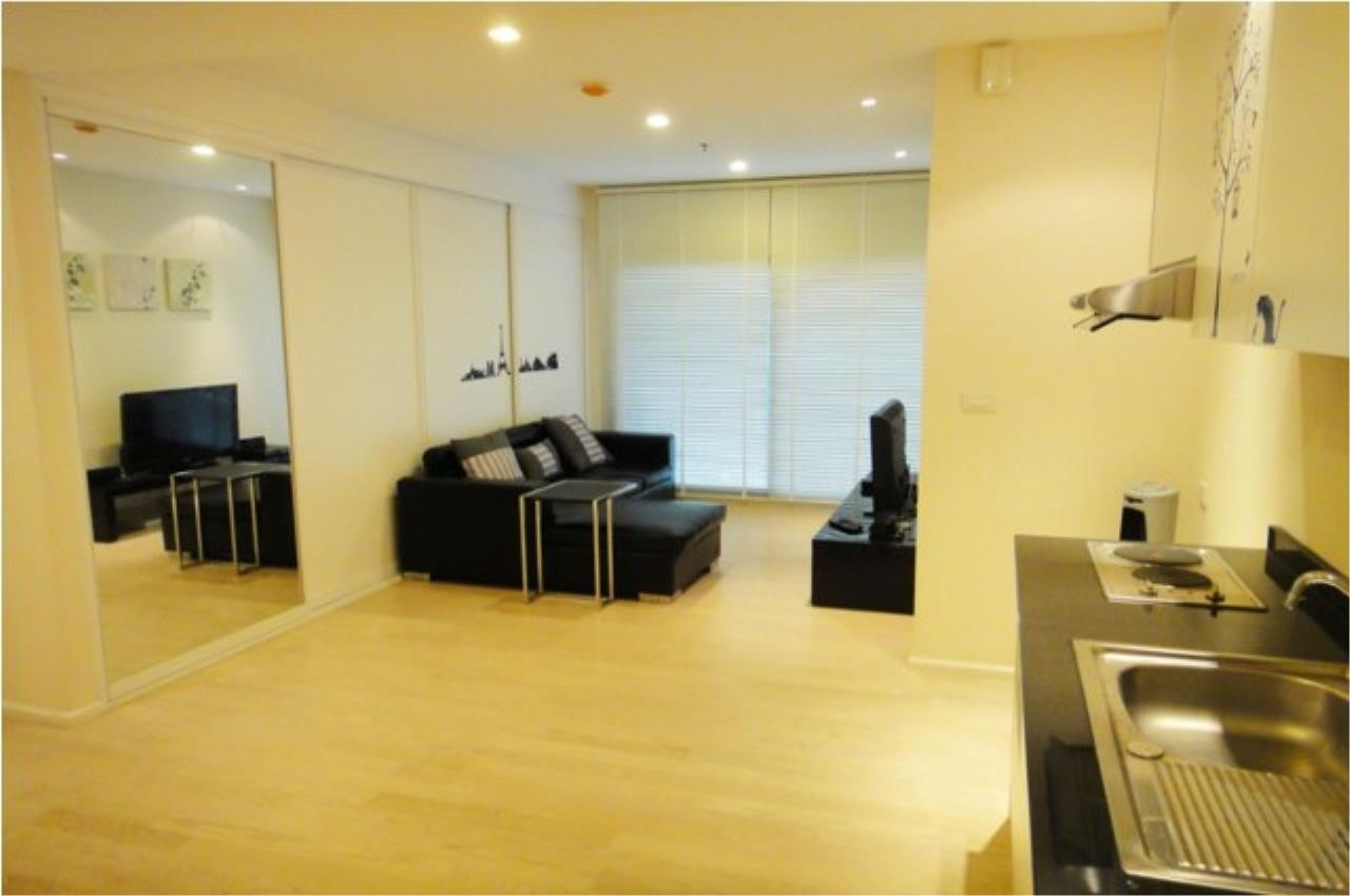 Piri Property Agency's one bedroom  For Rent Noble Remix 2