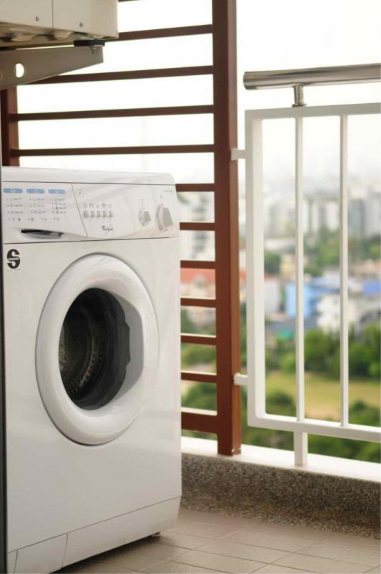 Piri Property Agency's one bedroom  For Rent Centric Scene Sukhumvit 64 2