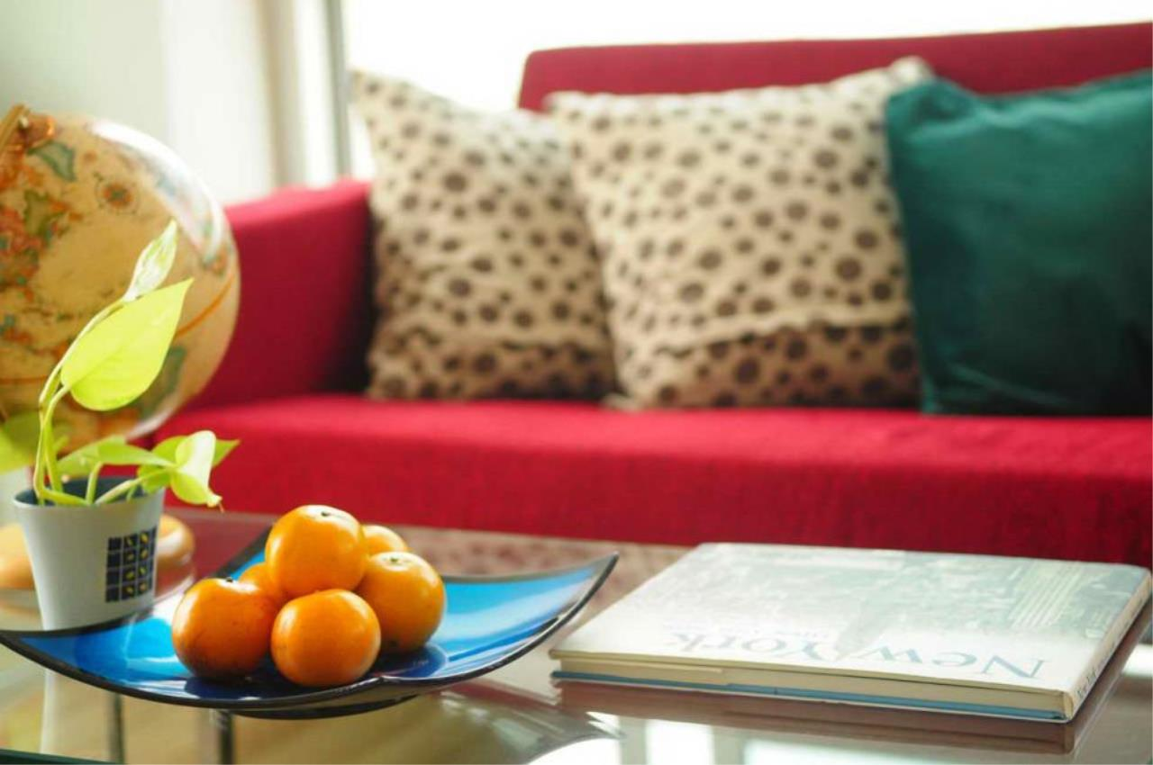 Piri Property Agency's one bedroom  For Rent Centric Scene Sukhumvit 64 19