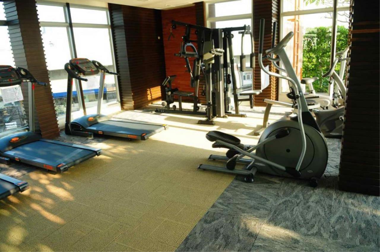 Piri Property Agency's one bedroom  For Rent Centric Scene Sukhumvit 64 9