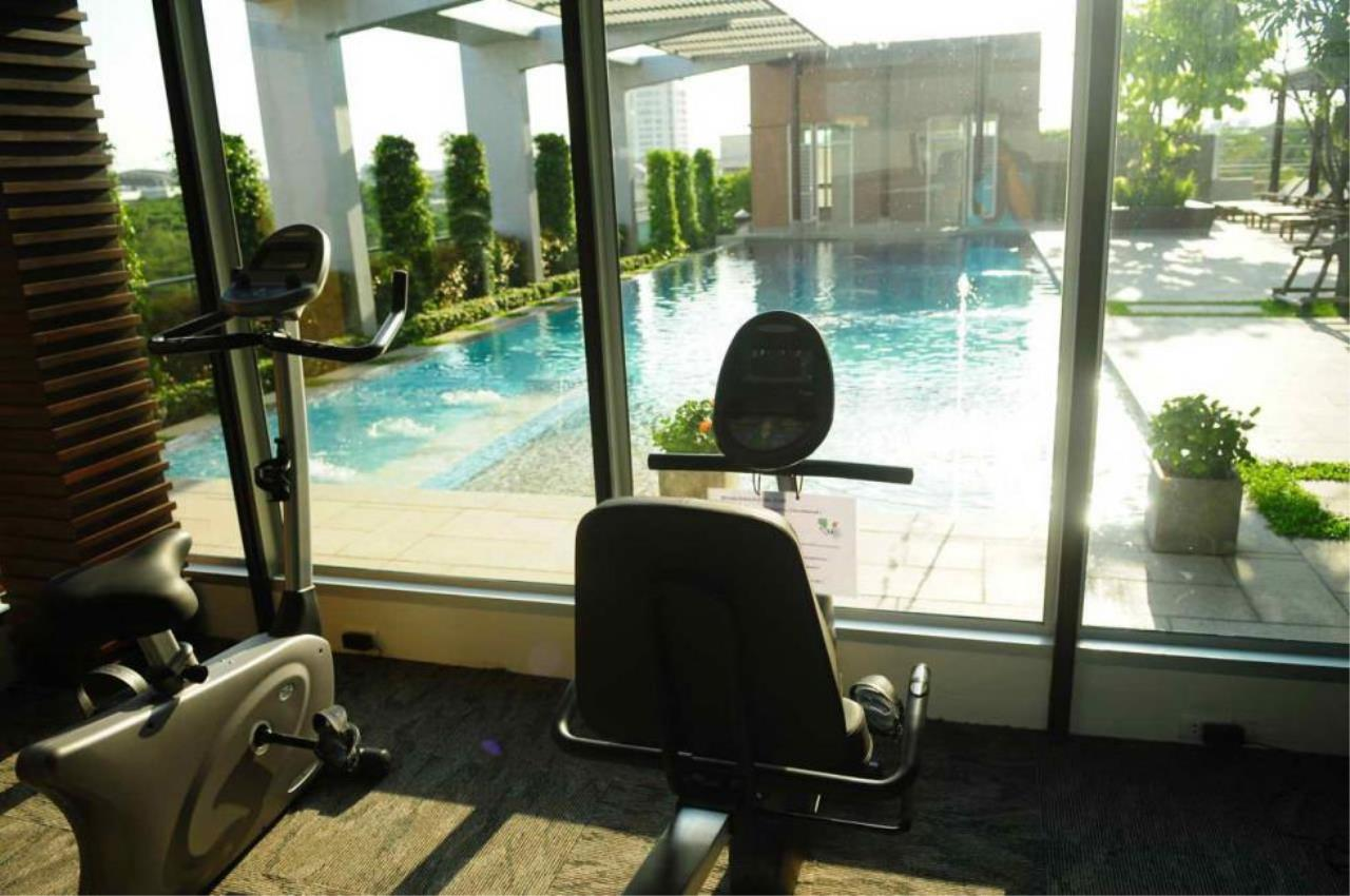 Piri Property Agency's one bedroom  For Rent Centric Scene Sukhumvit 64 10