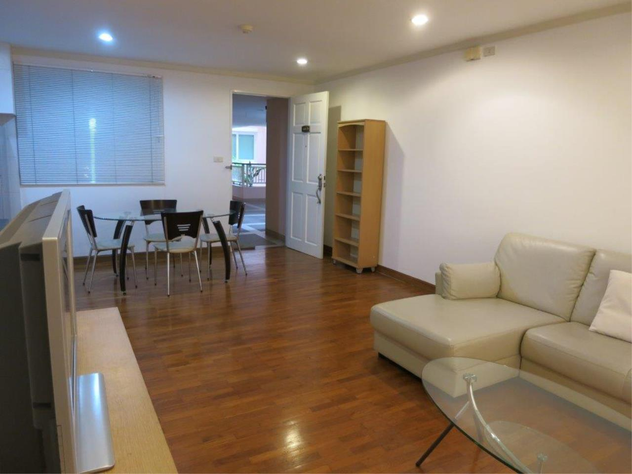 Piri Property Agency's one bedroom  For Rent Baan Siri Soi 13 8