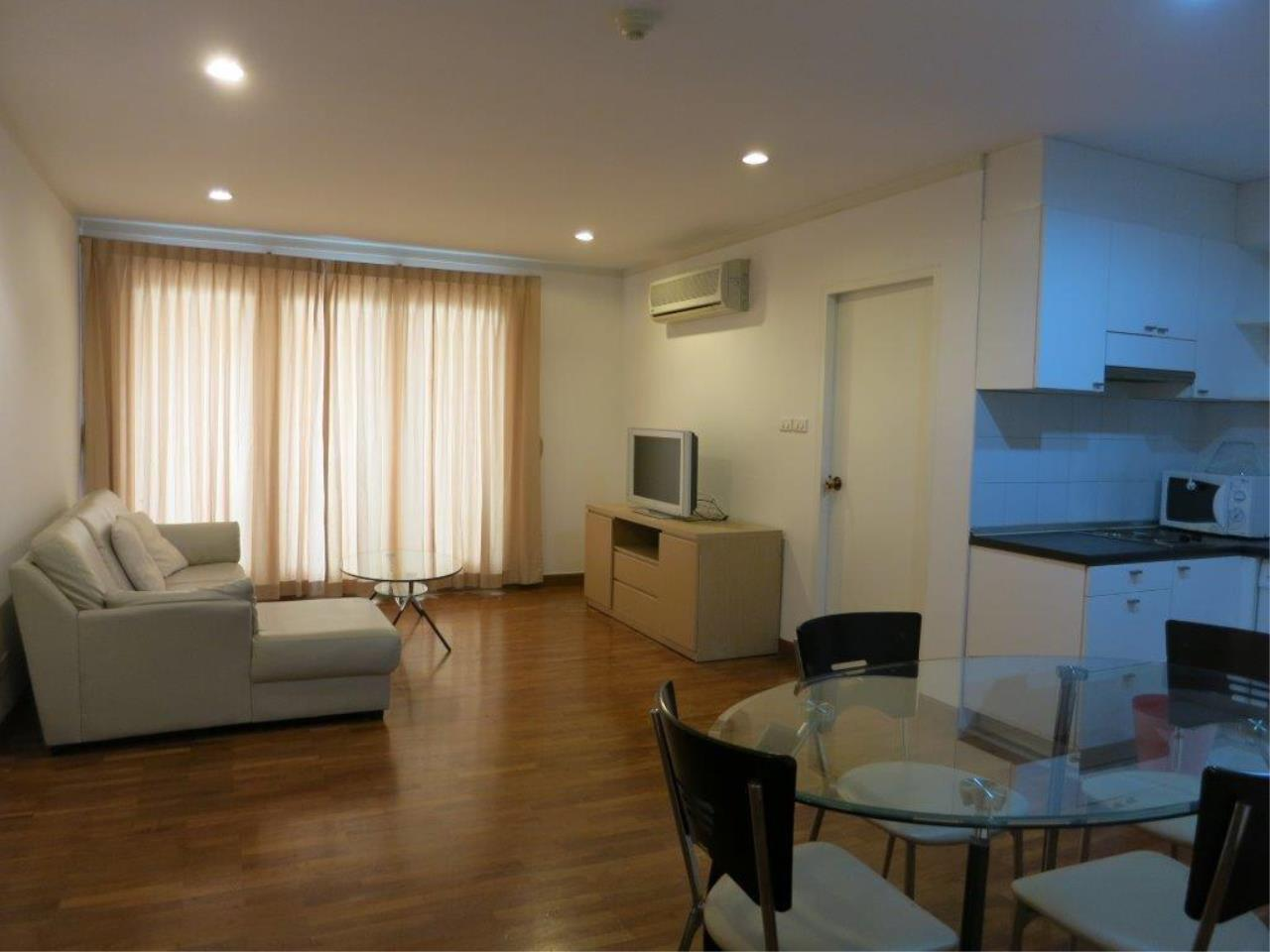 Piri Property Agency's one bedroom  For Rent Baan Siri Soi 13 6