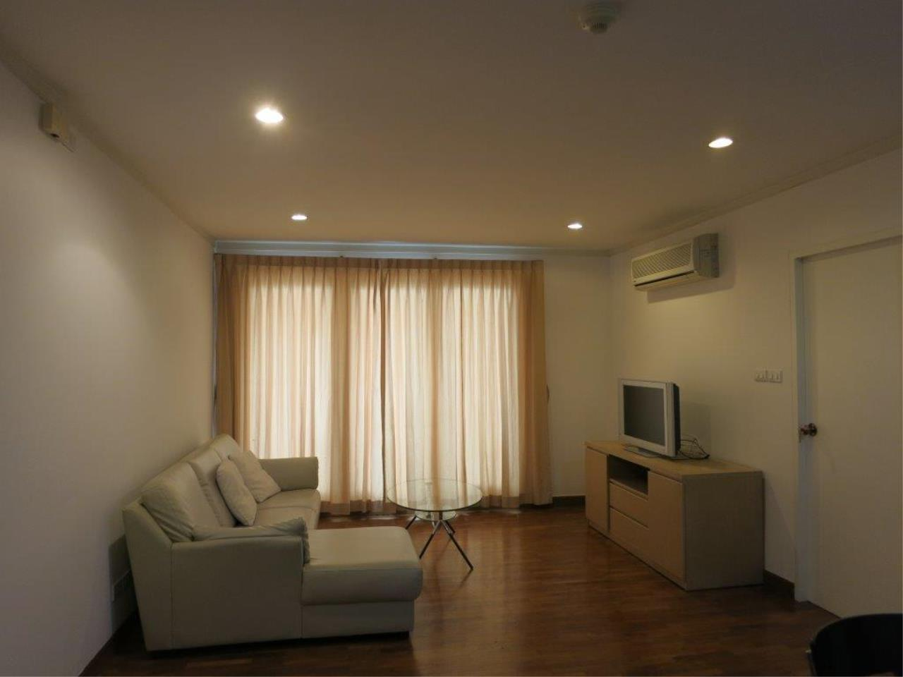 Piri Property Agency's one bedroom  For Rent Baan Siri Soi 13 7