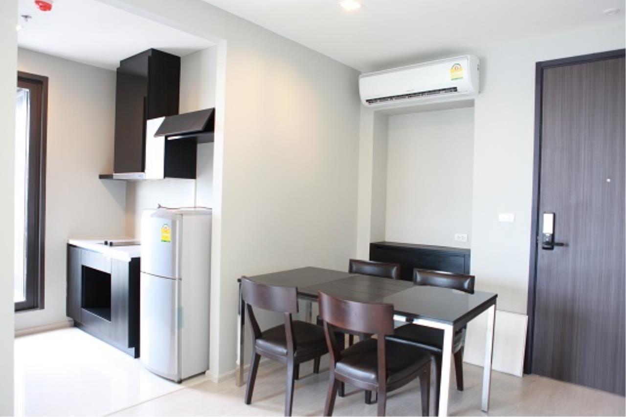 Piri Property Agency's 2 bedrooms  For Rent Rhythm Sukhumvit 44/1 2