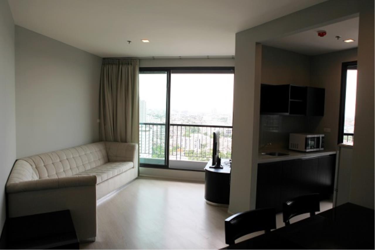 Piri Property Agency's 2 bedrooms  For Rent Rhythm Sukhumvit 44/1 1