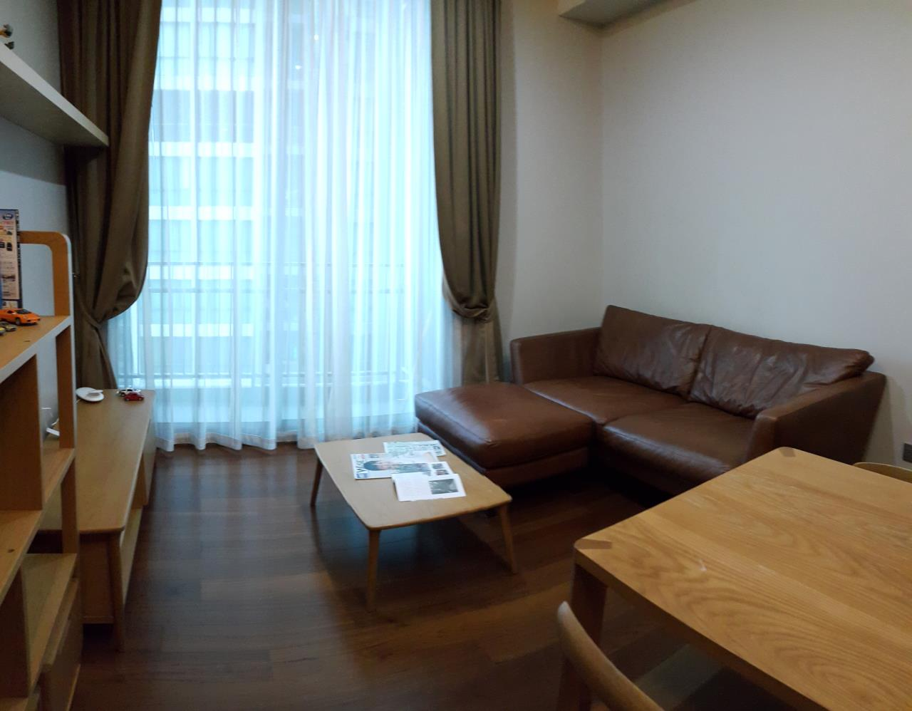 Piri Property Agency's one bedroom  For Rent Quattro Thonglor 5