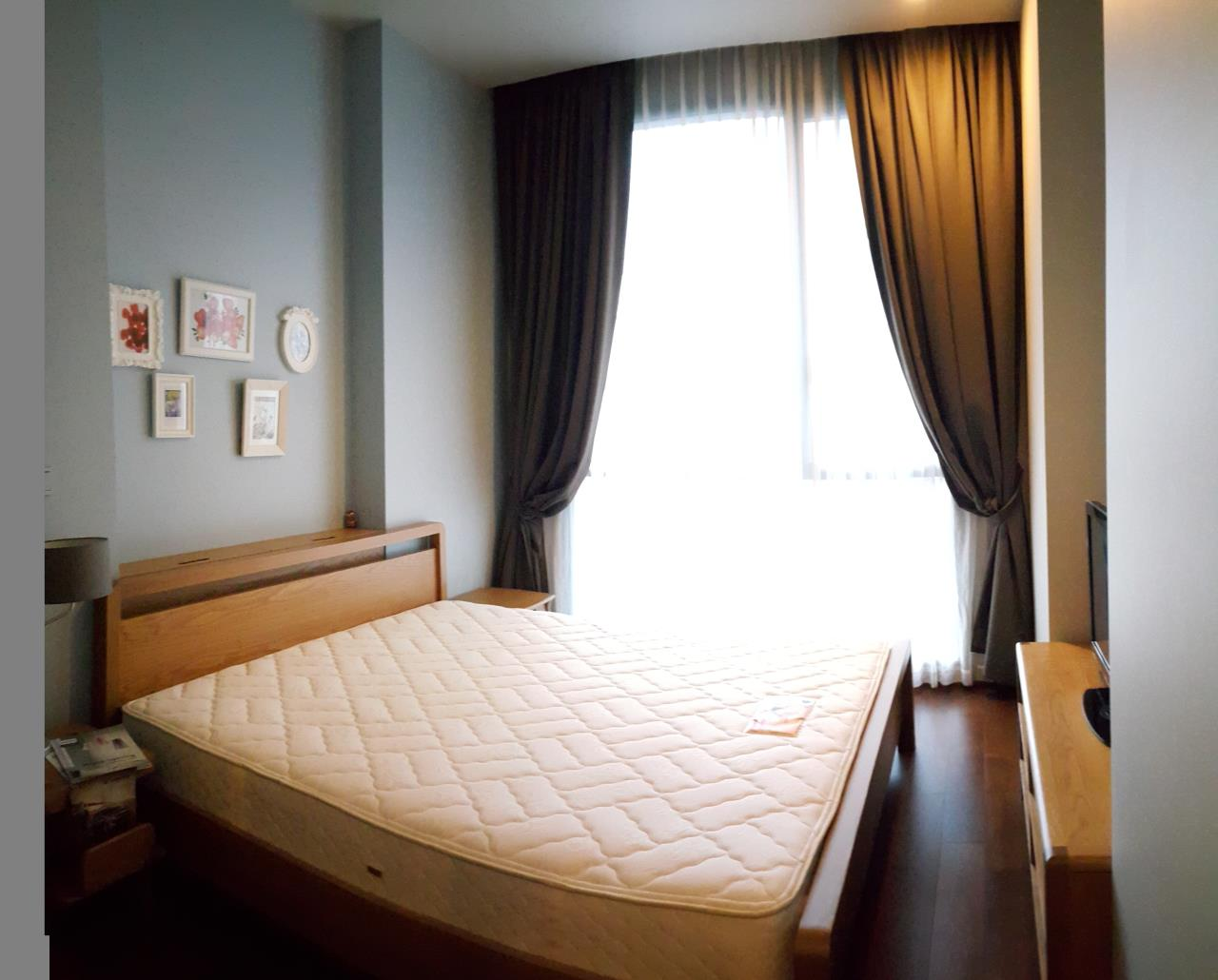 Piri Property Agency's one bedroom  For Rent Quattro Thonglor 7