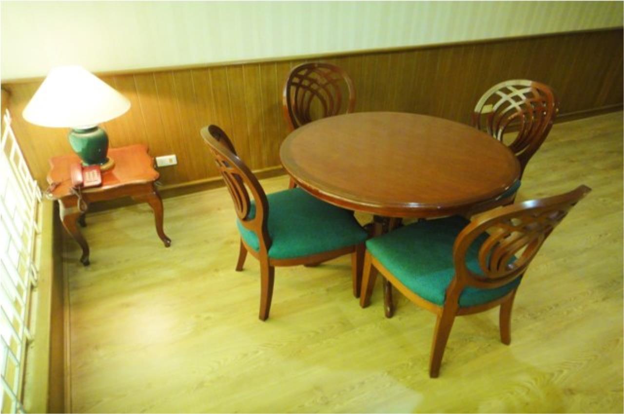 Piri Property Agency's 2 bedrooms  For Rent Asoke Place condominium 1