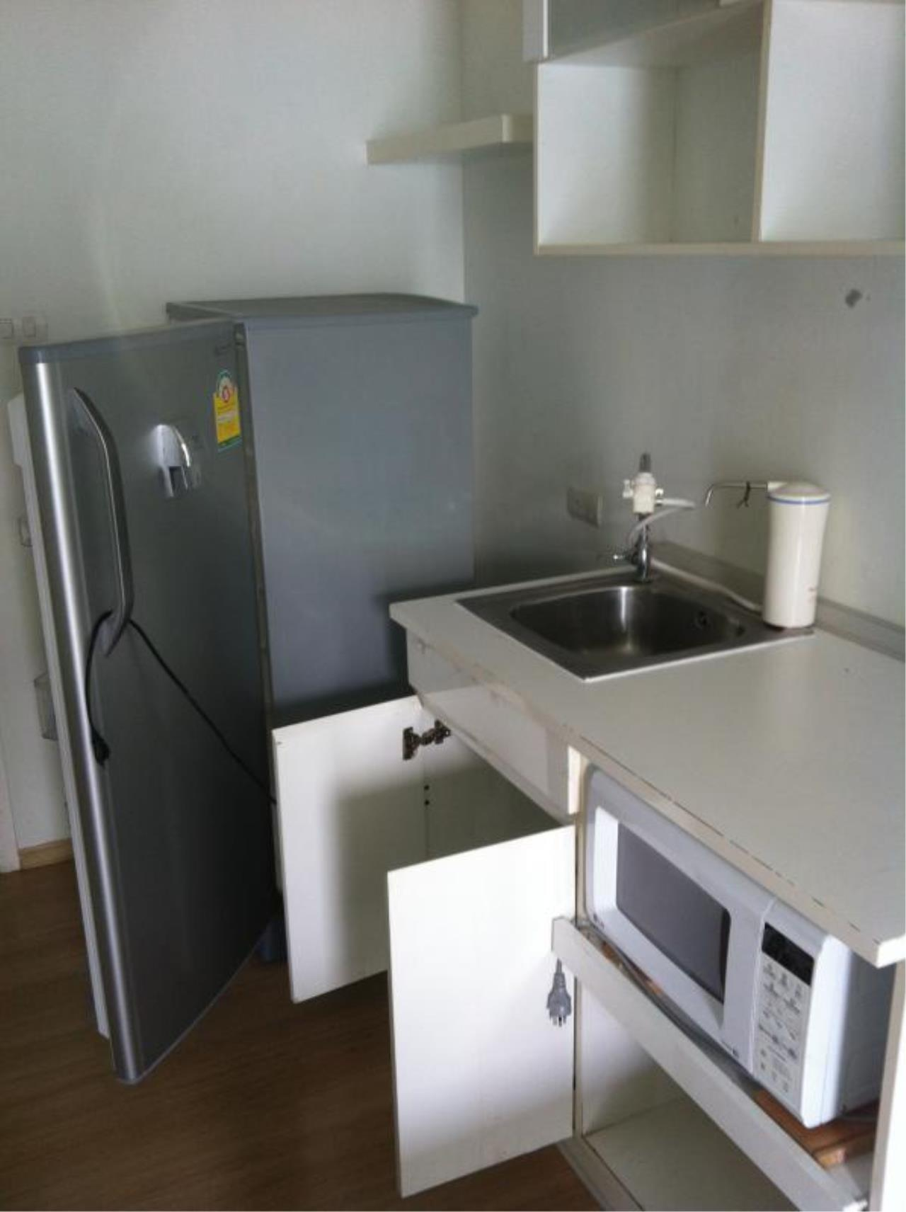 Piri Property Agency's one bedroom  For Sale A Space Asoke 7