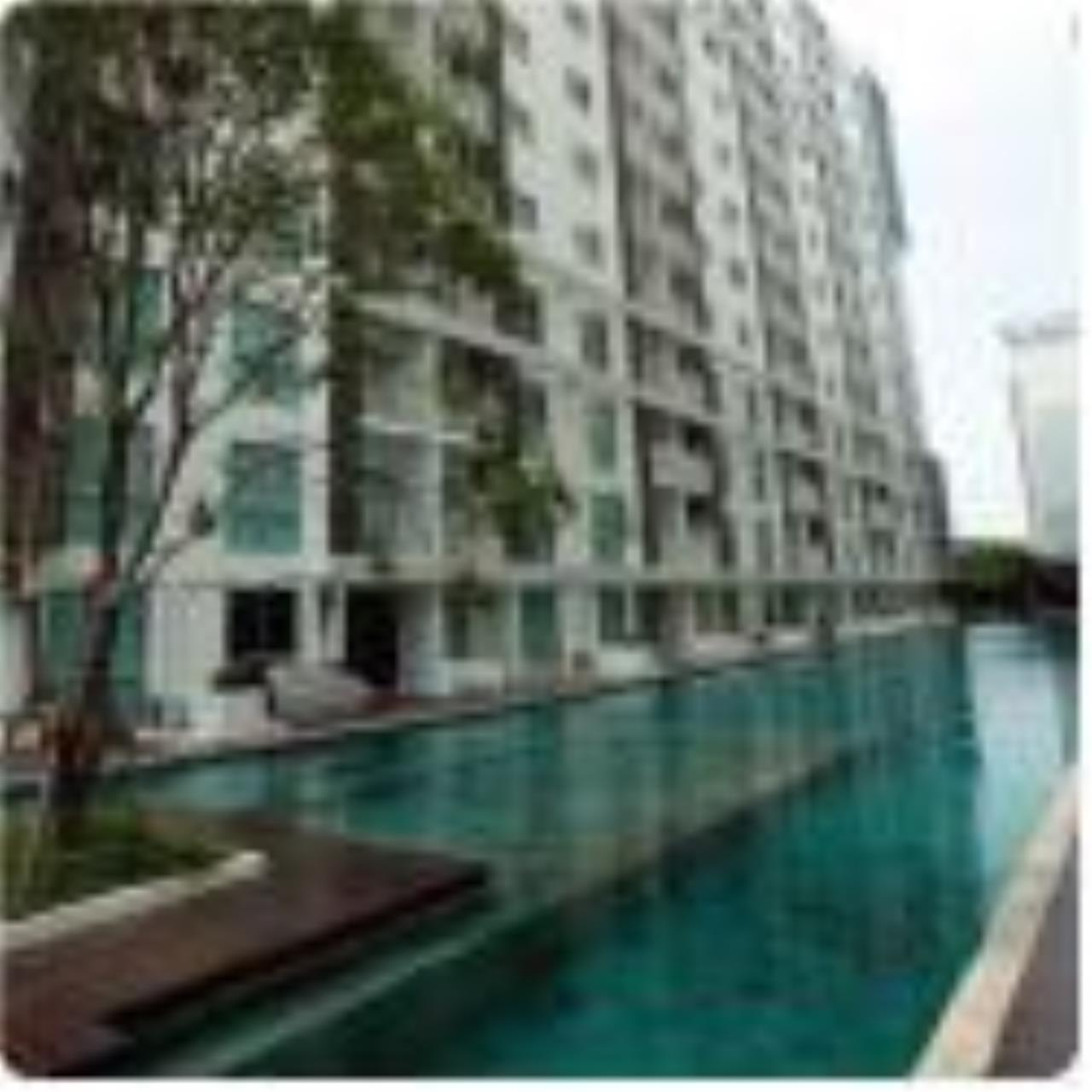Piri Property Agency's one bedroom  For Sale A Space Asoke 9
