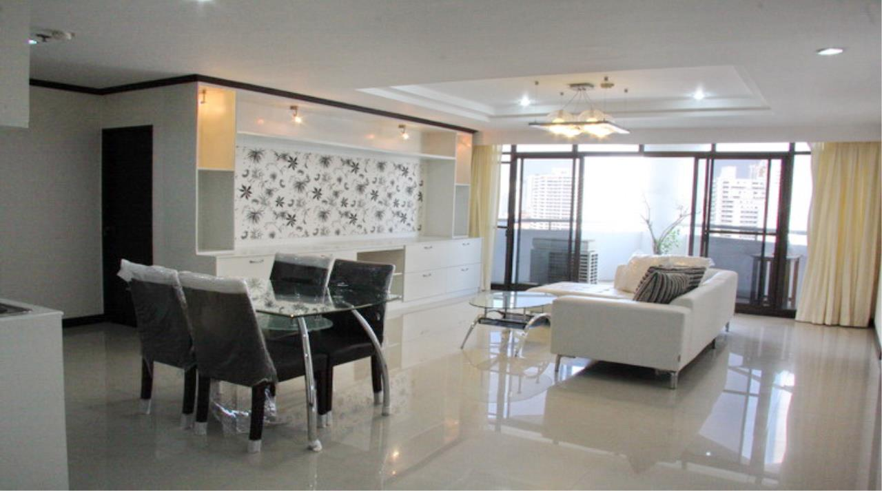 Piri Property Agency's 2 bedrooms  For Rent Waterford Park Thonglor 1