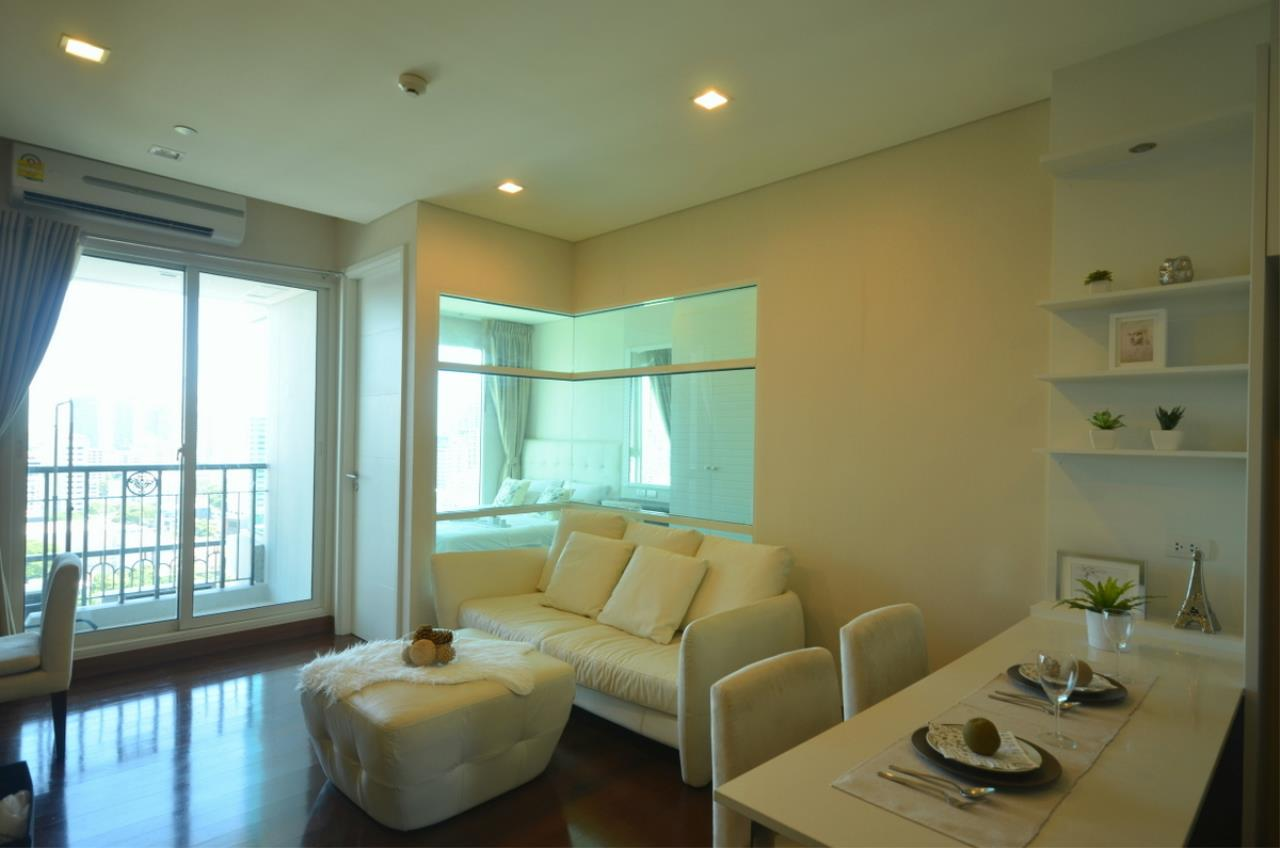 Piri Property Agency's one bedroom  For Rent Ivy Thonglor 7