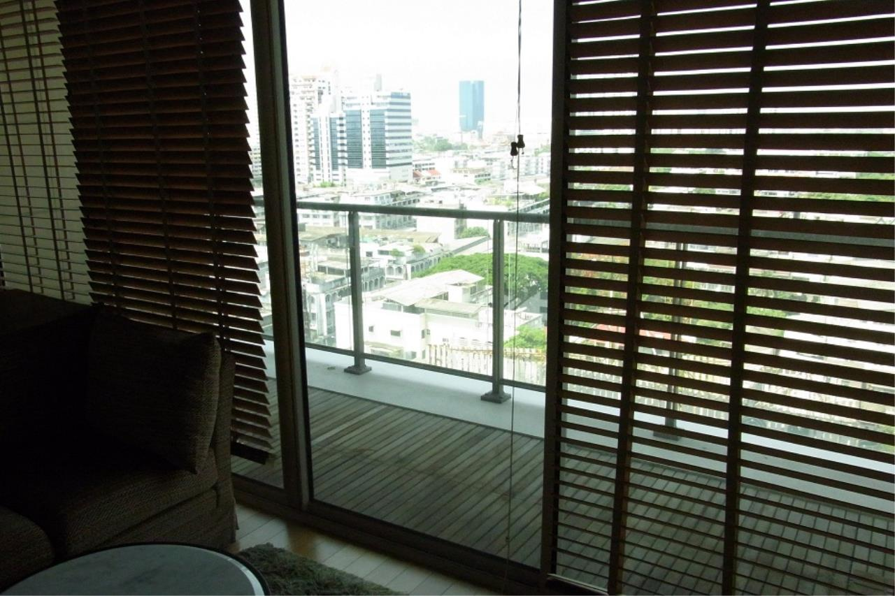 Piri Property Agency's one bedroom  For Rent The Lofts Yennakart 4