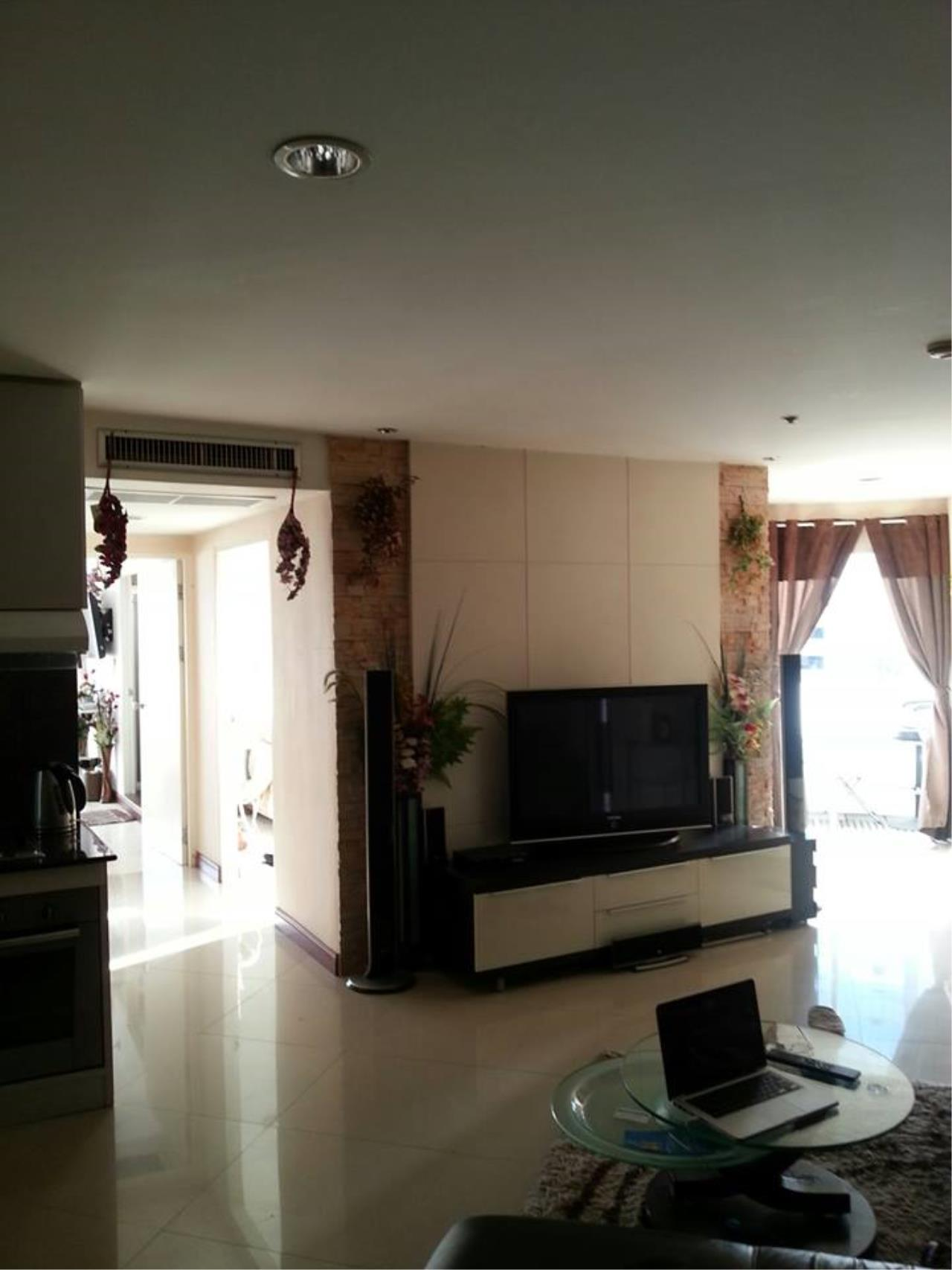 Piri Property Agency's 2 bedrooms  For Rent Wittayu Complex 3