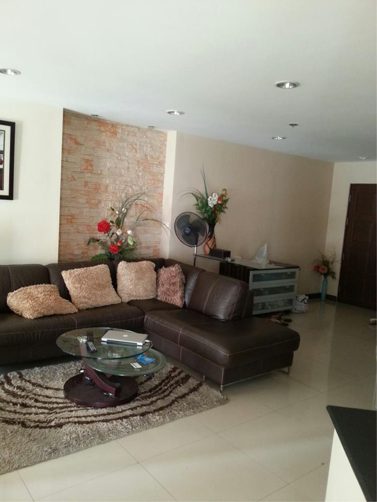 Piri Property Agency's 2 bedrooms  For Rent Wittayu Complex 5
