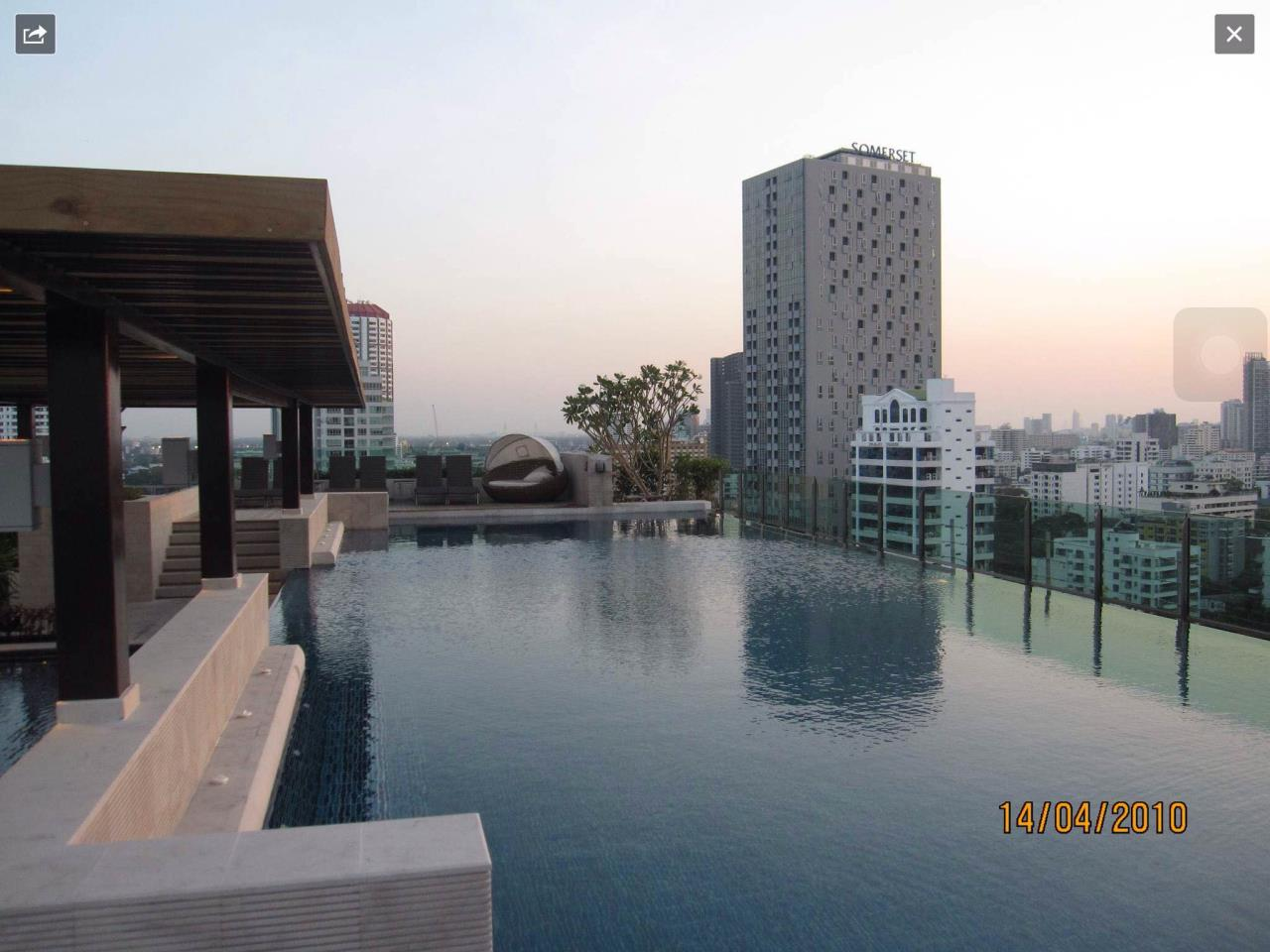 Piri Property Agency's 2 bedrooms  For Rent Eight Thonglor 7