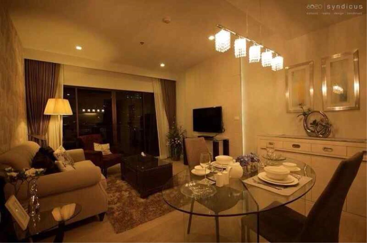 Piri Property Agency's one bedroom  For Rent Noble Refine 3