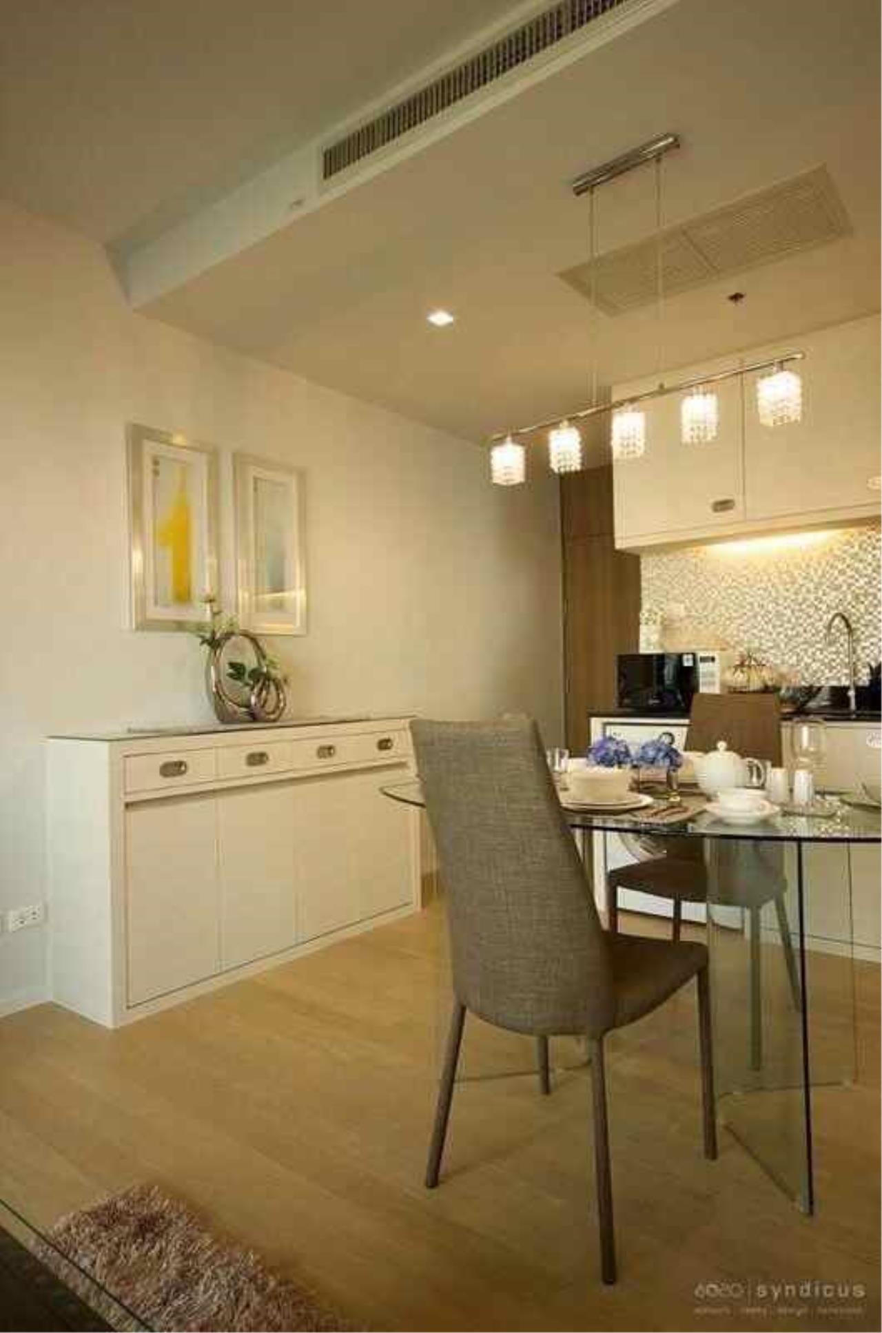 Piri Property Agency's one bedroom  For Rent Noble Refine 5