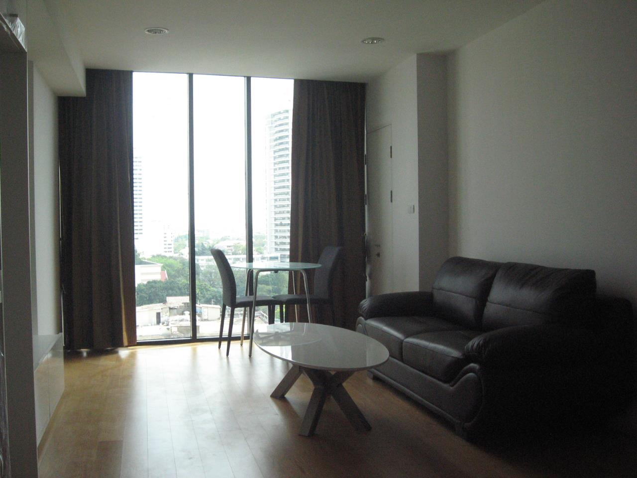 Piri Property Agency's one bedroom  For Rent Alcove thonglor 10 2