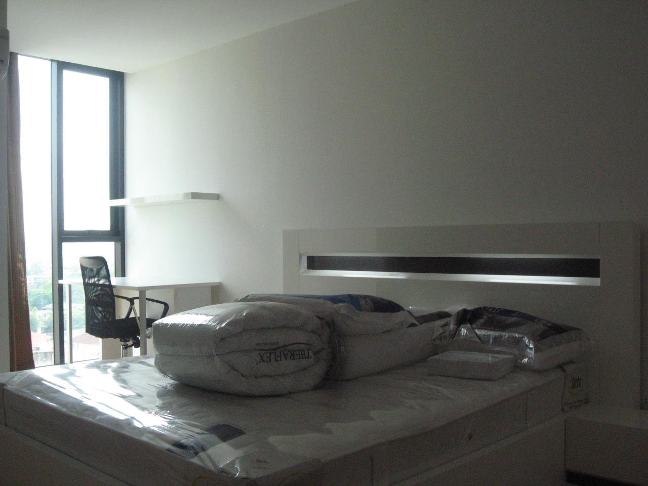 Piri Property Agency's one bedroom  For Rent Alcove thonglor 10 3