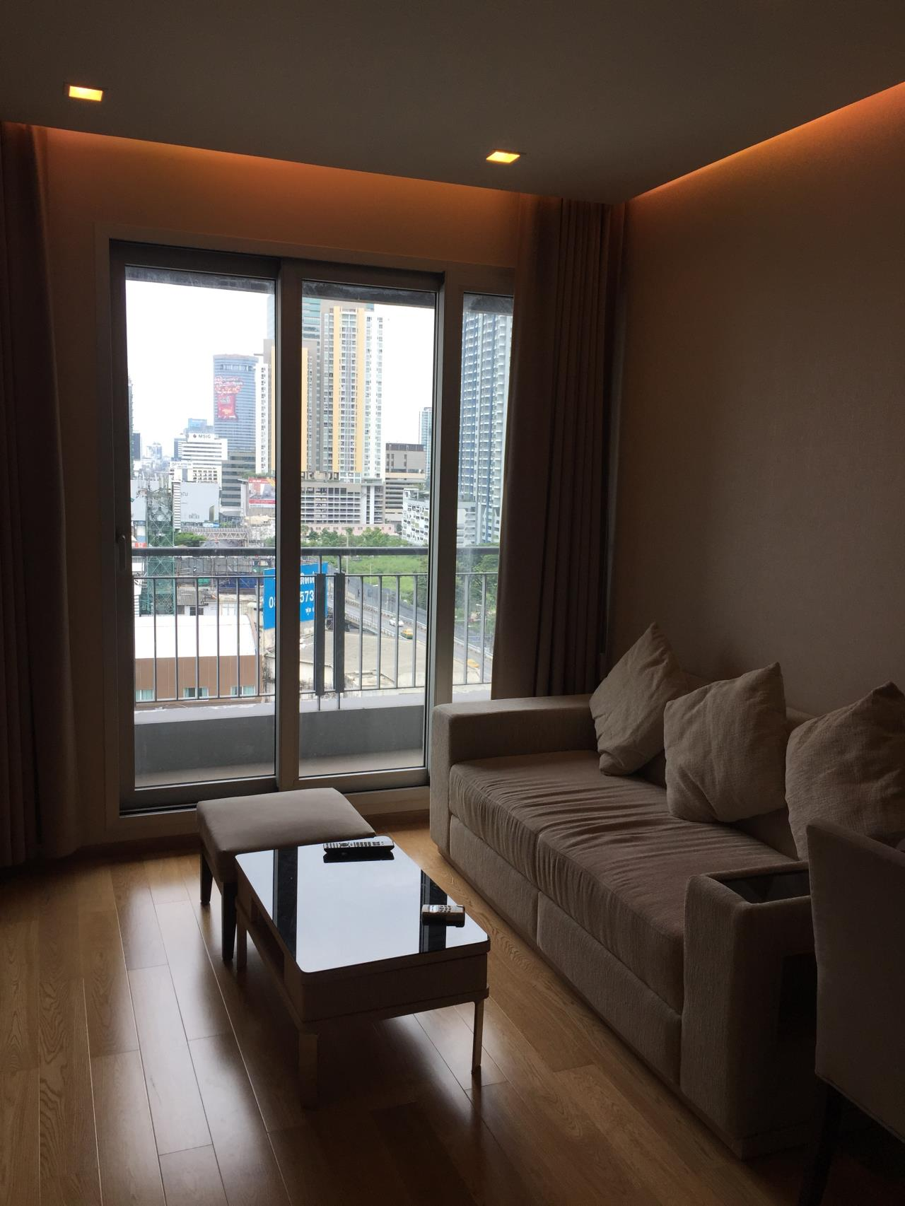 Piri Property Agency's one bedroom  For Rent The Address Asoke 6