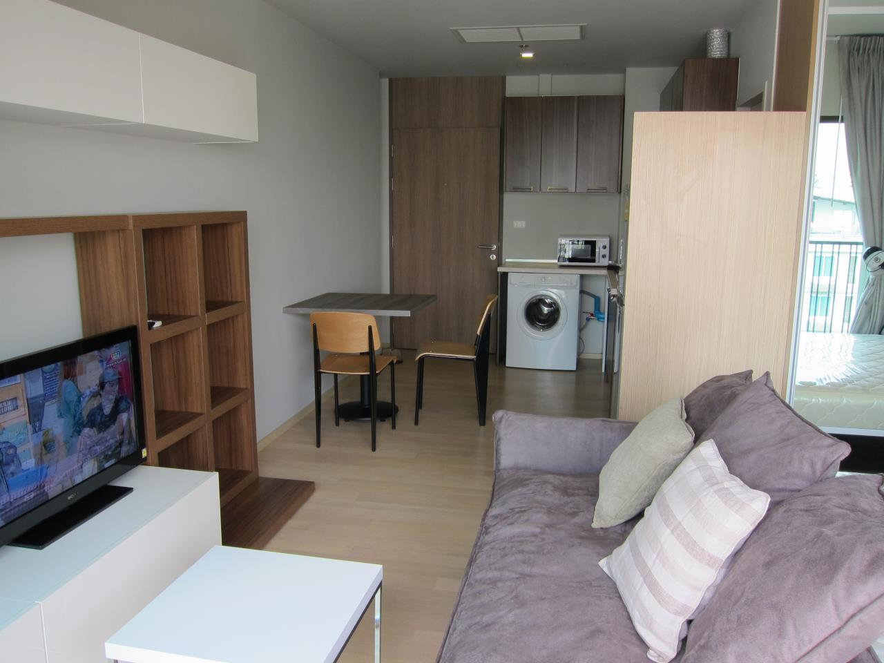 Piri Property Agency's Studio bedrooms  For Rent Noble refine 1