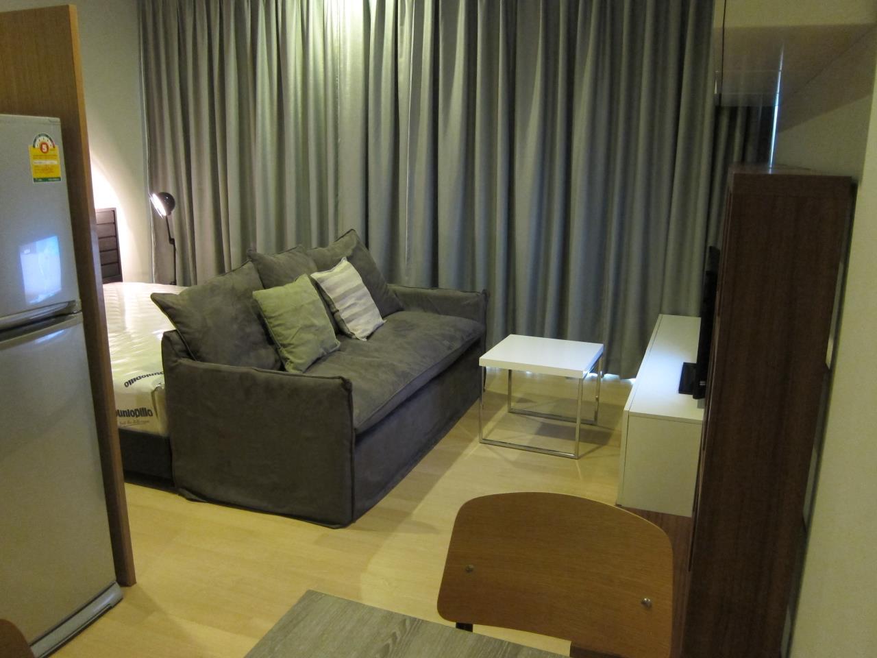 Piri Property Agency's Studio bedrooms  For Rent Noble refine 3