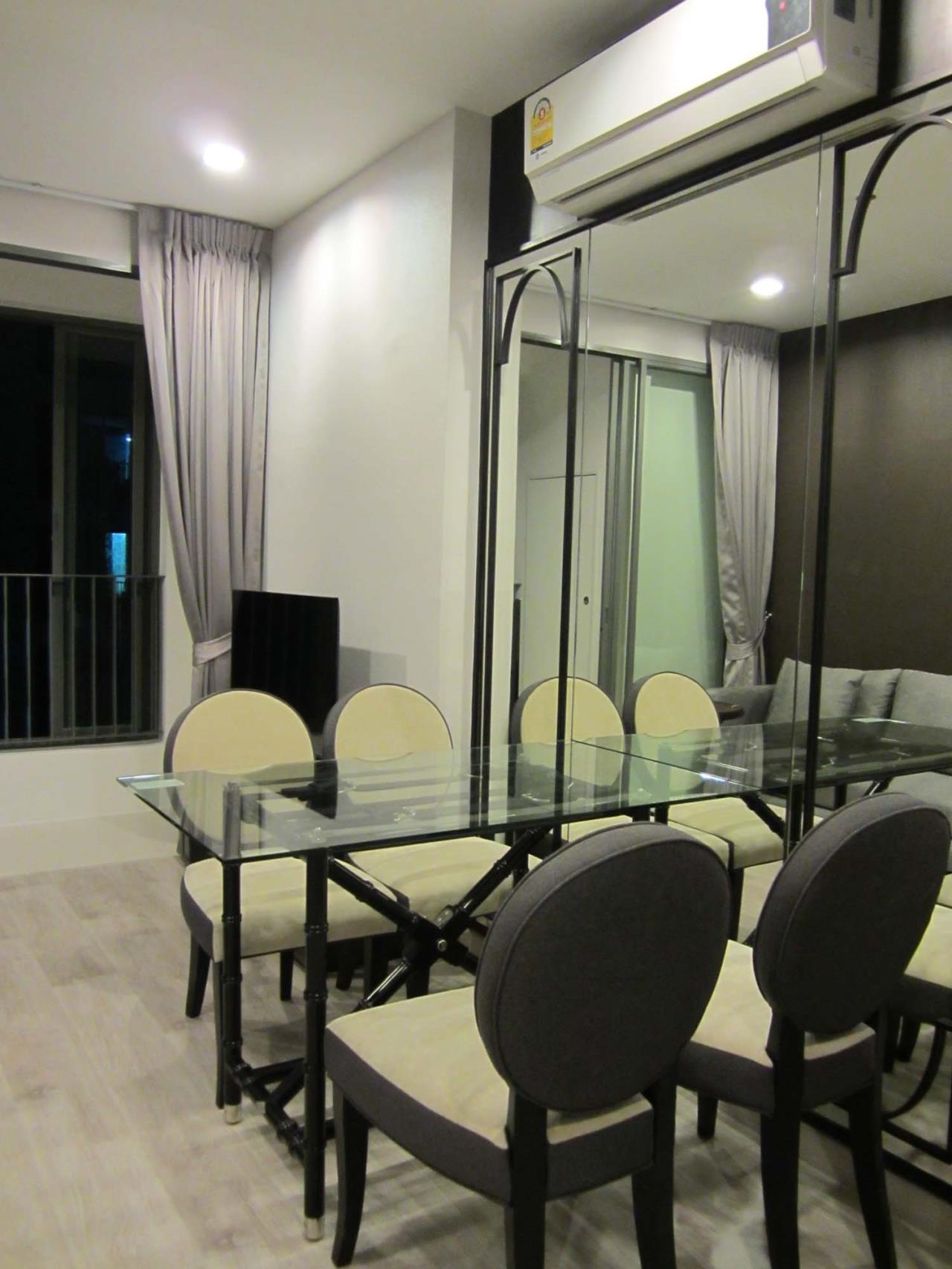 Piri Property Agency's 2 bedrooms  For Rent Ideo Mobi Onnut 2