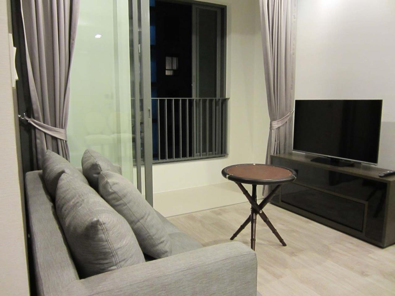 Piri Property Agency's 2 bedrooms  For Rent Ideo Mobi Onnut 9