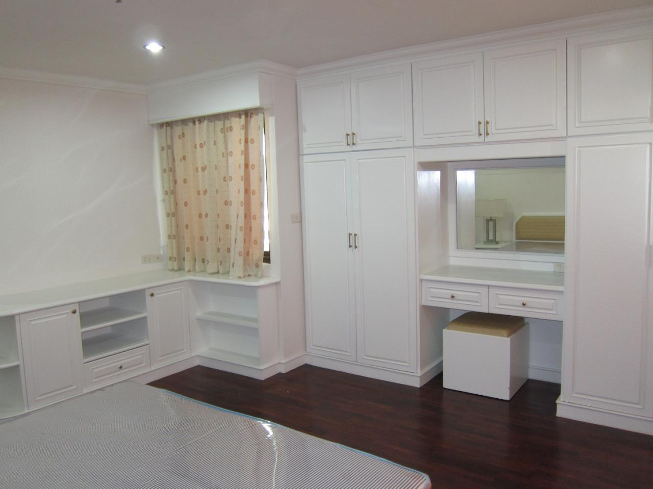 Piri Property Agency's 3 bedrooms  For Rent Baan Suanpetch 8