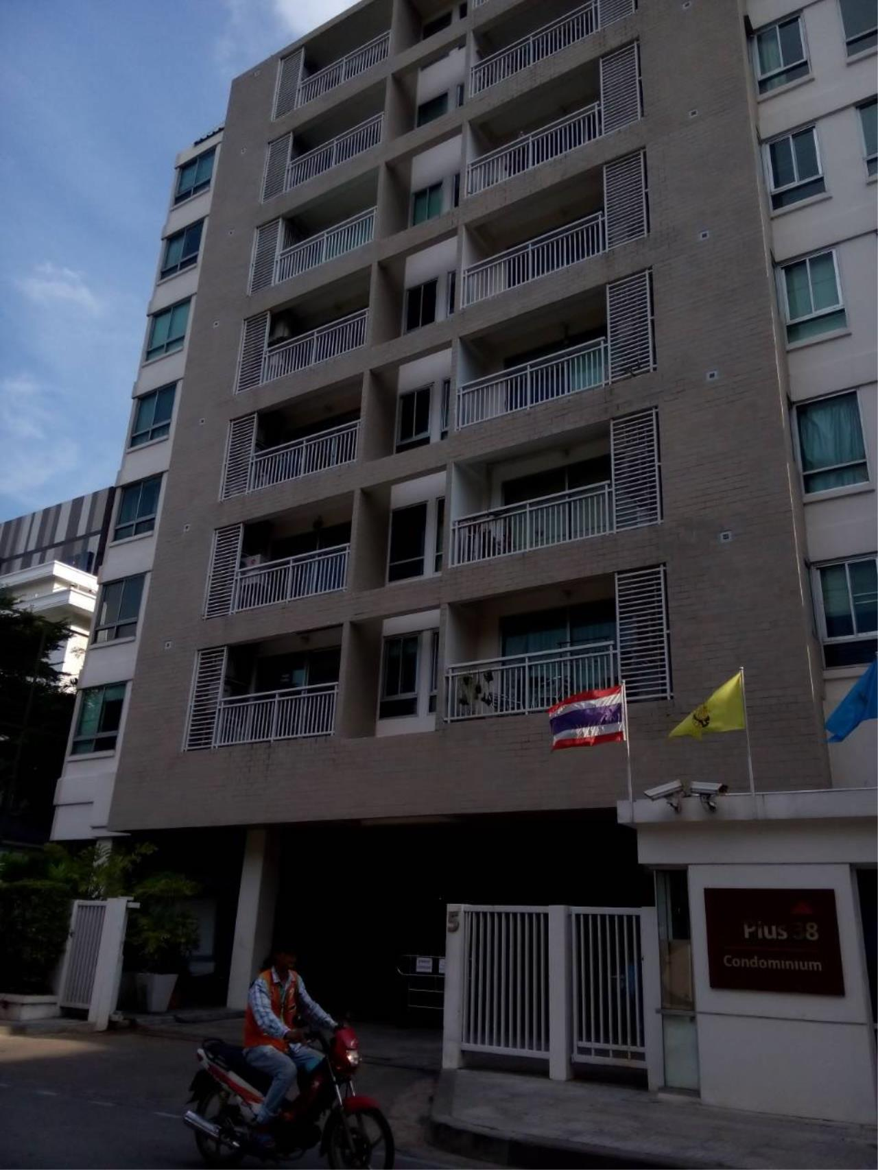 Piri Property Agency's one bedroom  For Rent Plus 38 13